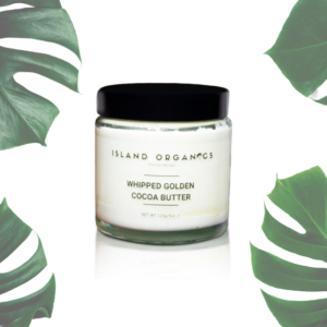 Whipped Golden Cocoa Butter
