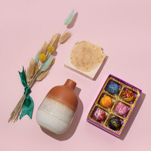 Colours Of Spring Gift Box